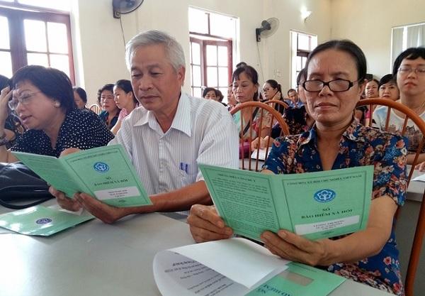 Phát triển BHXH tự nguyện để ngày càng nhiều người già có lương hưu