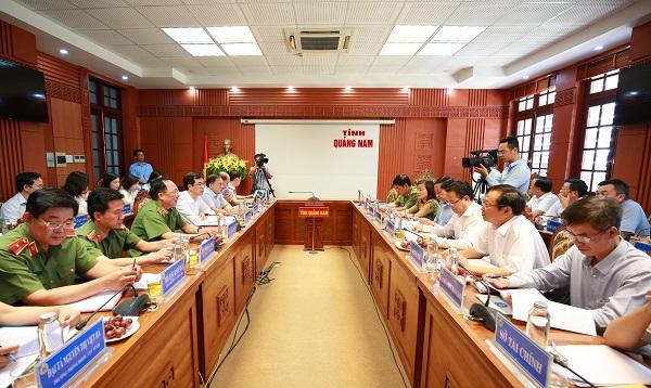 Quảng Nam: Tập trung giảm nợ đọng BHXH, khắc phục tình trạng bội chi quỹ BHYT