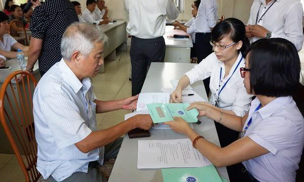 Thay đổi mức hưởng lương hưu của người lao động từ ngày 01/01/2021