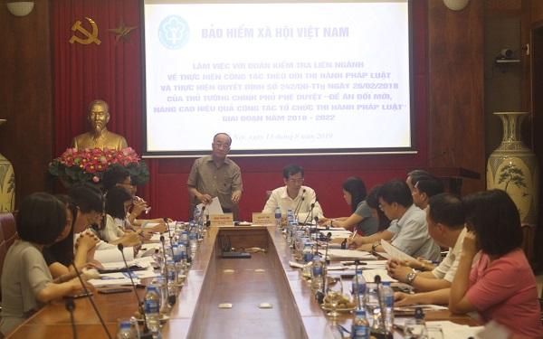 Thực hiện pháp luật BHXH, BHYT, BH thất nghiệp: BHXH Việt Nam đạt nhiều kết quả tích cực