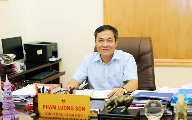 Phó Tổng Giám đốc Phạm Lương Sơn.