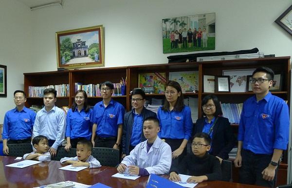 Tuổi trẻ Ngành BHXH: Nhiều hoạt động thiện nguyện nhân Tháng Thanh niên