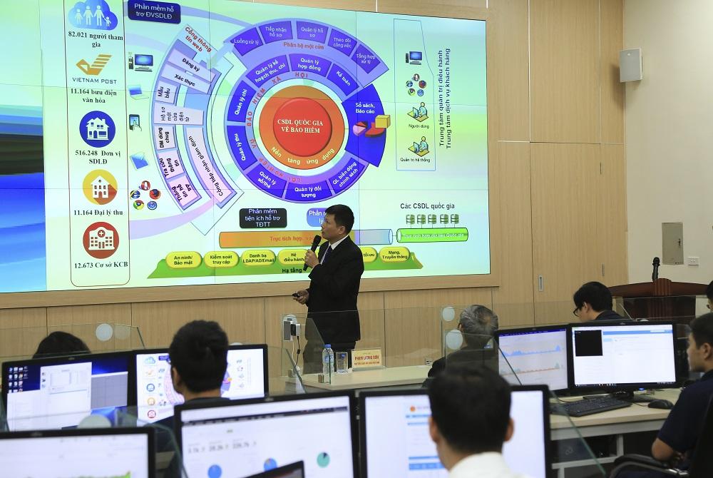 """BHXH Việt Nam xây dựng """"Hệ sinh thái 4.0"""" phục vụ người tham gia BHXH, BHYT"""