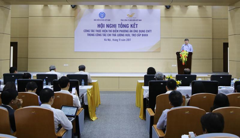 Ứng dụng CNTT trong chi trả lương hưu, trợ cấp BHXH: Bước tiến mạnh mẽ