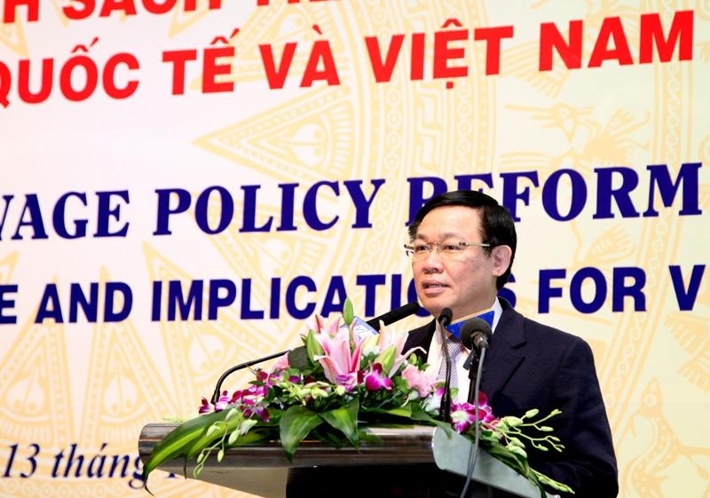 Cải cách chính sách tiền lương, kinh nghiệm quốc tế và Việt Nam