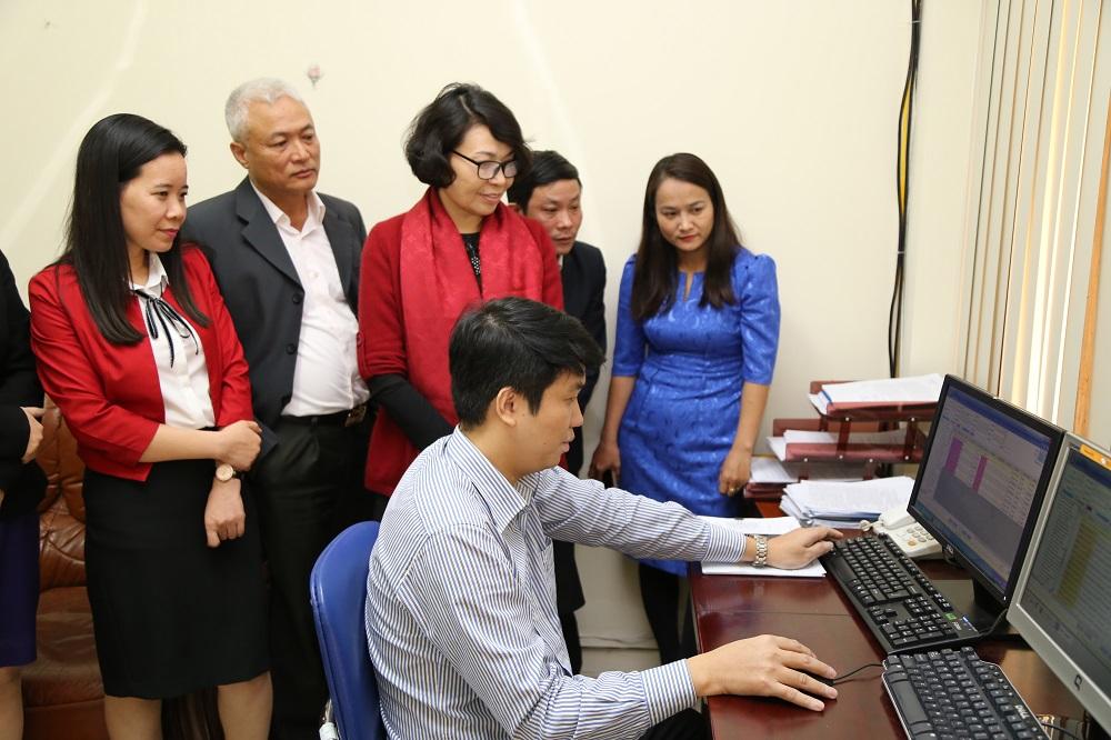 Xây dựng Chính phủ điện tử trong lĩnh vực BHXH: Vì quyền lợi của người dân và doanh nghiệp