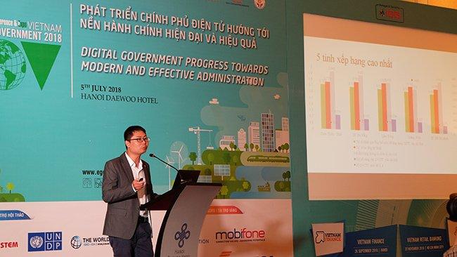 BHXH Việt Nam đứng đầu bảng xếp hạng ứng dụng CNTT, phát triển Chính phủ điện tử