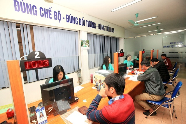 Triển khai kết nối phần mềm liên thông dữ liệu về BH thất nghiệp với cơ quan BHXH